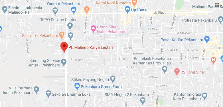 Map mkl HO